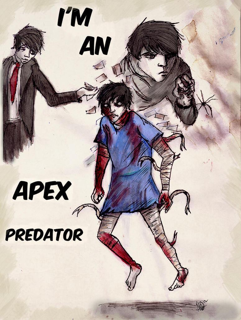 Apex Predator by Xelasaurus on DeviantArt