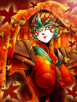 Autumn Windblade