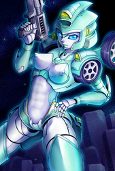 Moonracer by u-me-ta