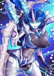 [commissions]TFP BH Arcee by u-me-ta