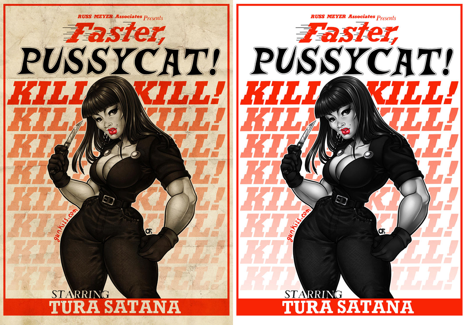 Faster Pussycat Kill Kill by CamiFortuna