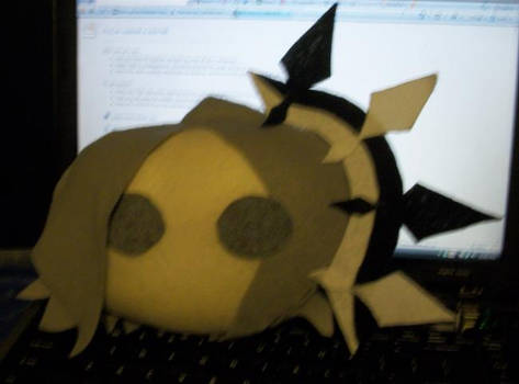 Two AcrossTwo Become One Plush