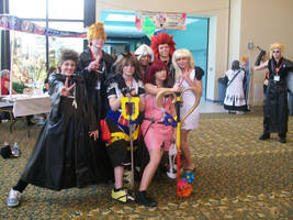 OMGcon KH Group by ShiroiKiba88