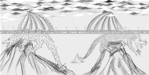 Dragon brigde onworking by tuticapo1337
