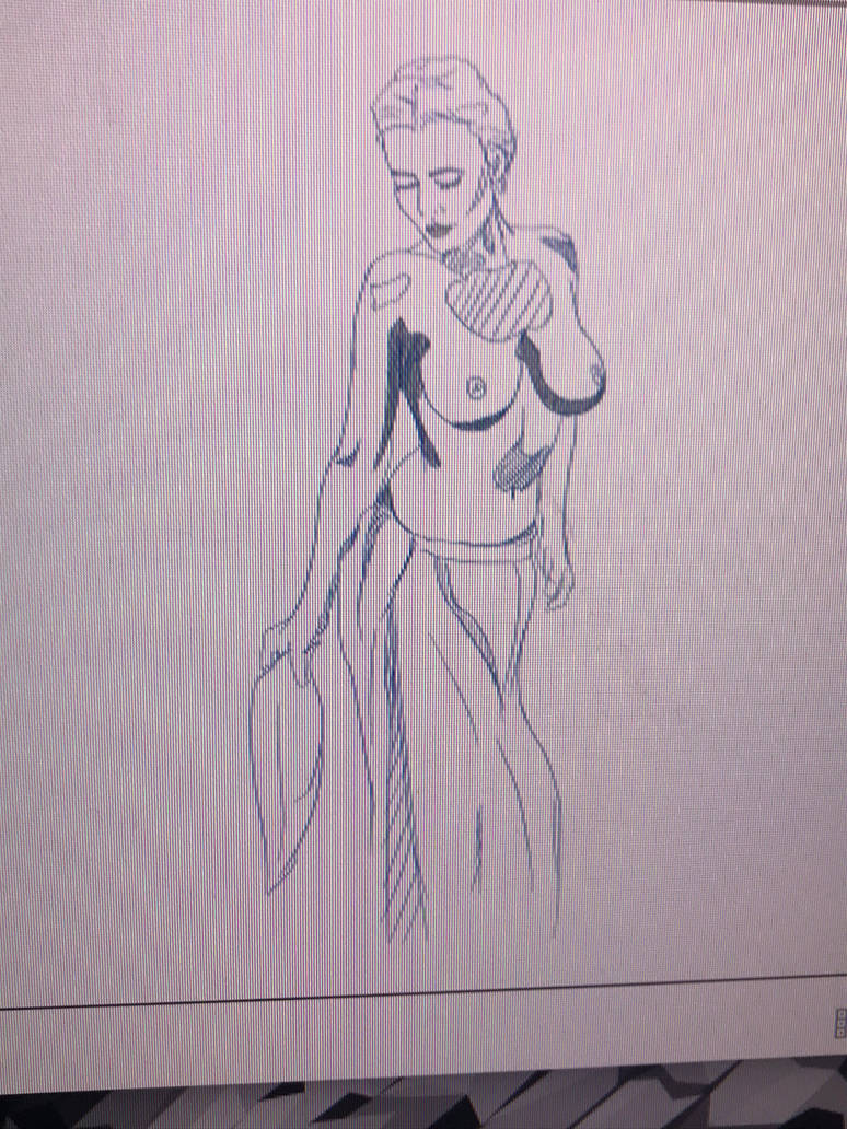 Body types study by tuticapo1337
