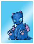 Baby Dragon Coloured.