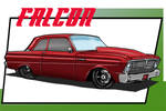 Ford Falcon Render.