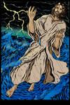 Yeshua Walks.