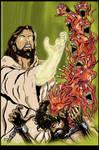 Yeshua Vs Demons.