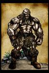 Conan Coloured.