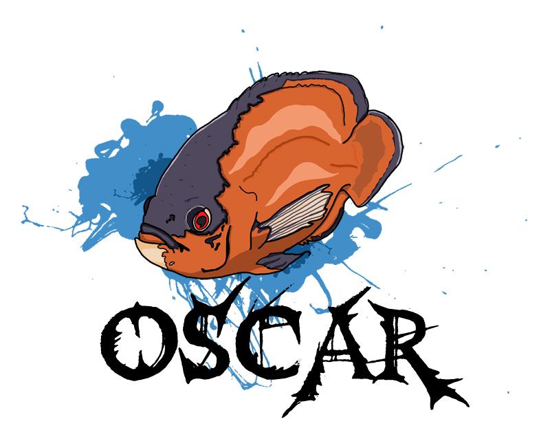 Red Oscar.