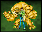 ben 10 Coloured.