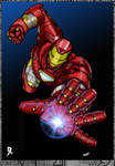 Ironman by nicojeremia75 Coloured