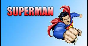 Superman by jerkmonger