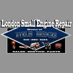 London Small Engine Repair Main Sigh.