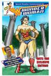 Virginia Mohammad As Wonder Woman