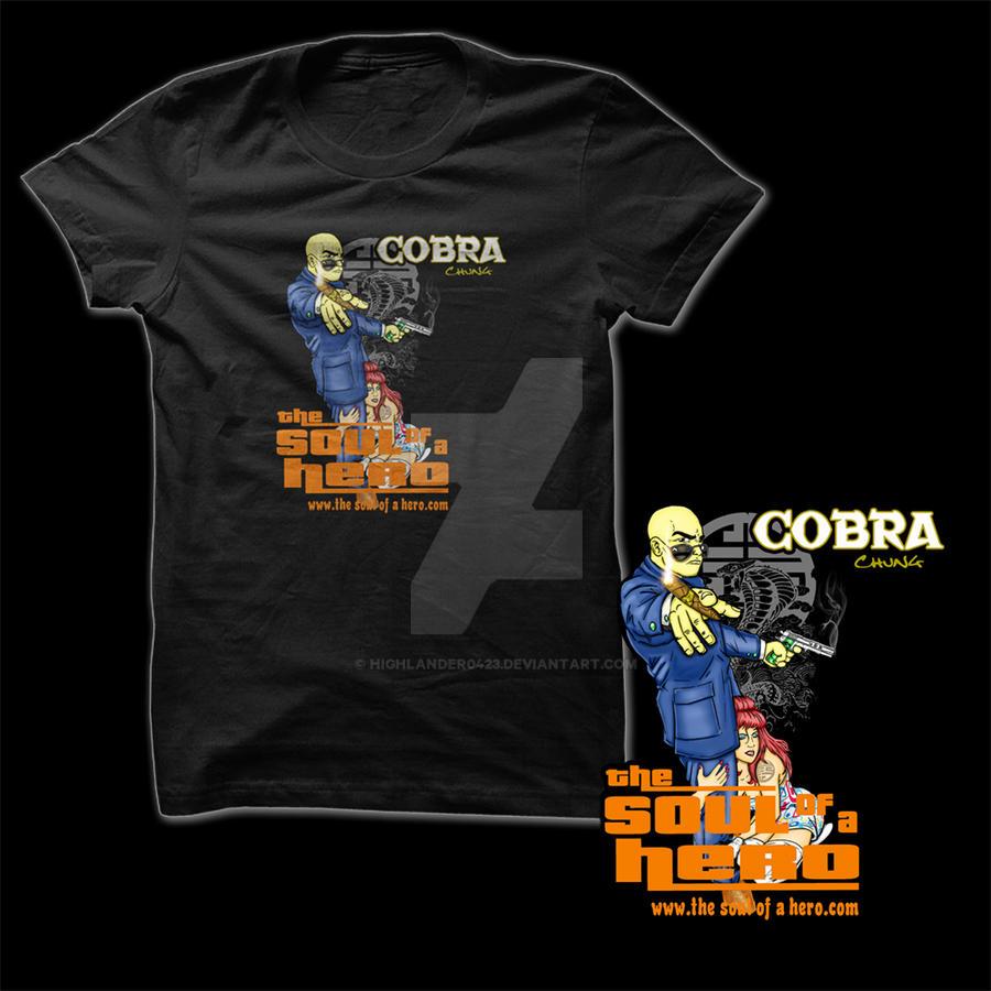 SOAH Tee, Cobra Chung