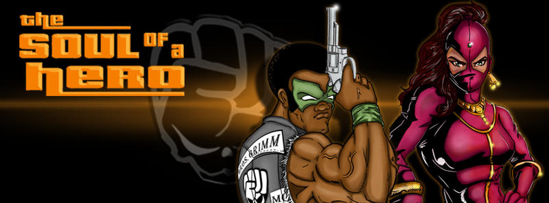 Soul Of A Hero FaceBook Cover. by Highlander0423