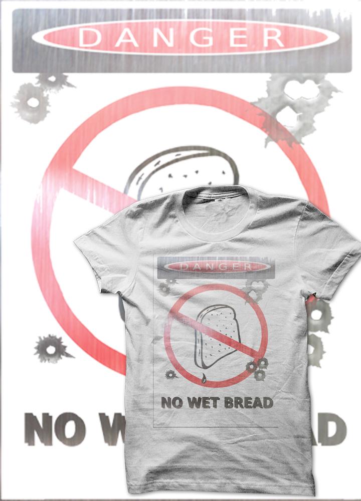 No Wet Bread