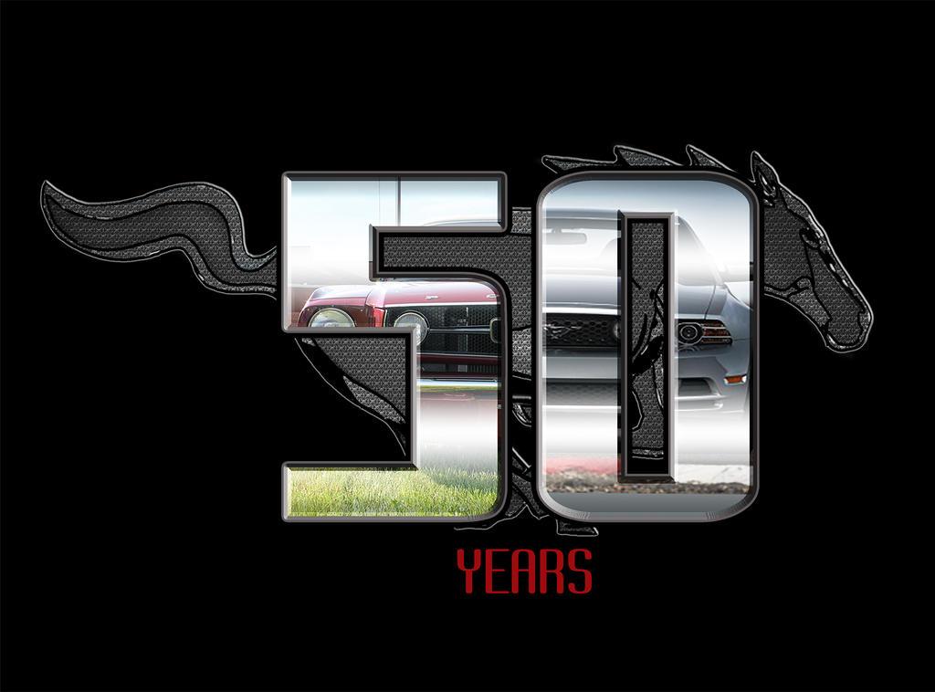 50 years of mustang wallpaper