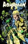Aquaman Battle Colour