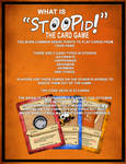 STOOPID The Card Game.