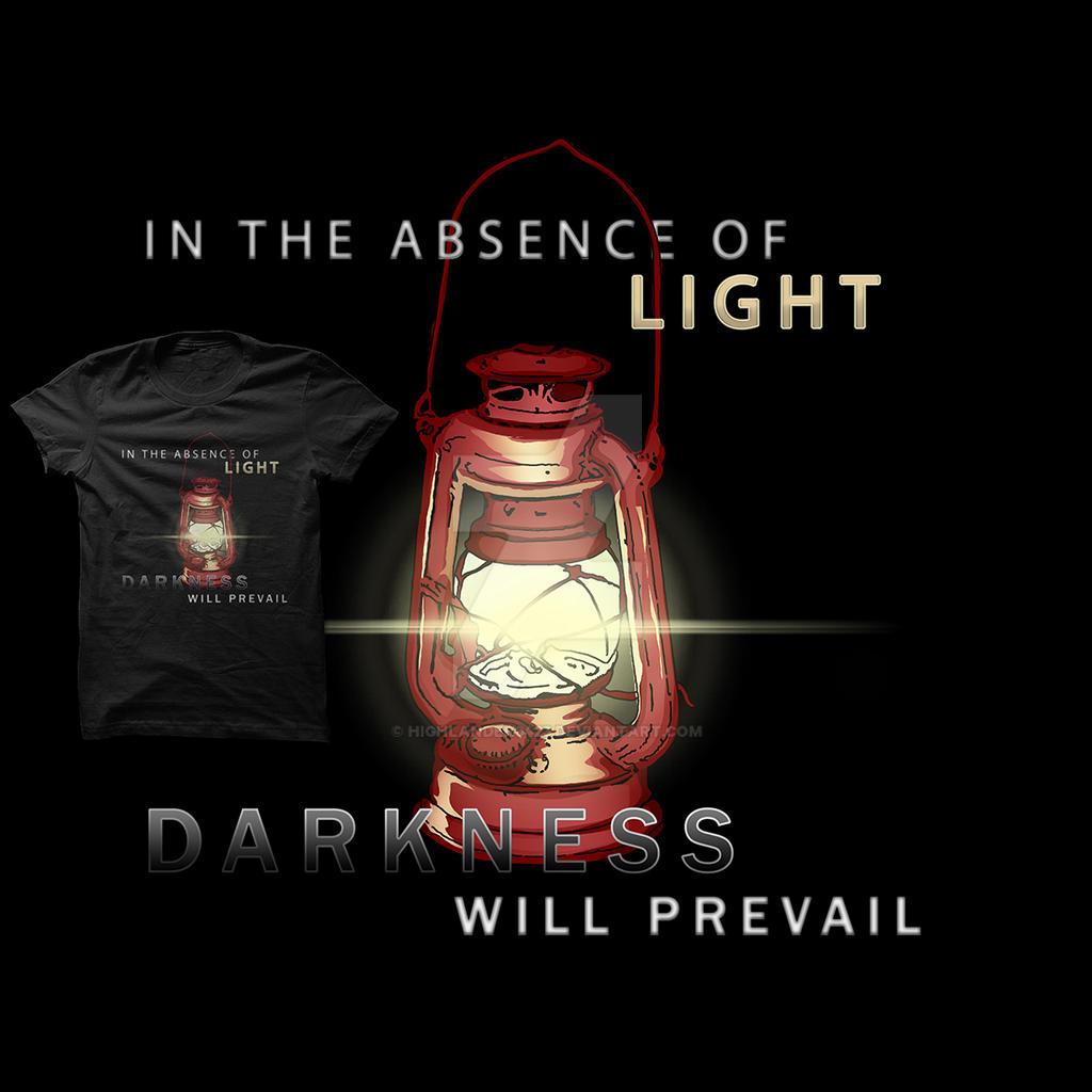 In Absence of LIGHT (Lantern Light Version)