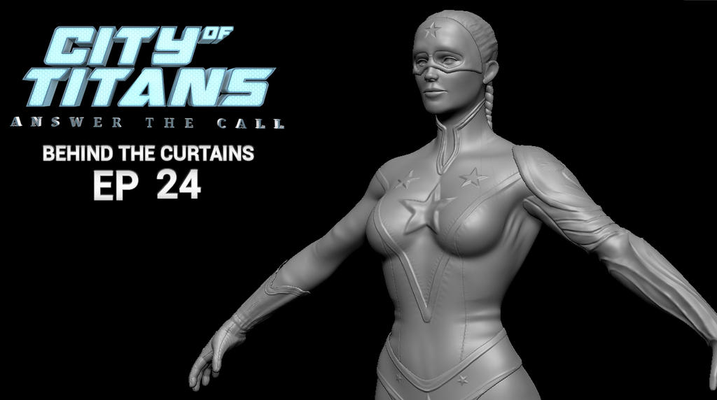 City Of Titans Behind The Curtains EP 24