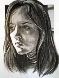 Subtractive Self Portrait