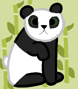 Panda by Skittypaws13