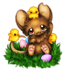 Transformice. Easter 2
