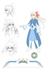 Lorelei - Concept Art by Azure-Cyan
