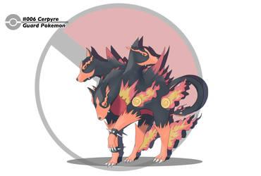#006 Cerpyre by Azure-Cyan