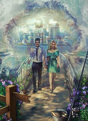 A Walk into the Past by Poglazovs