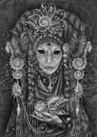 Keeper of pearls by Poglazovs