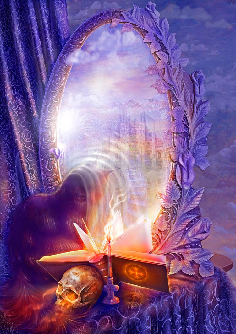 Magic mirror by Poglazovs