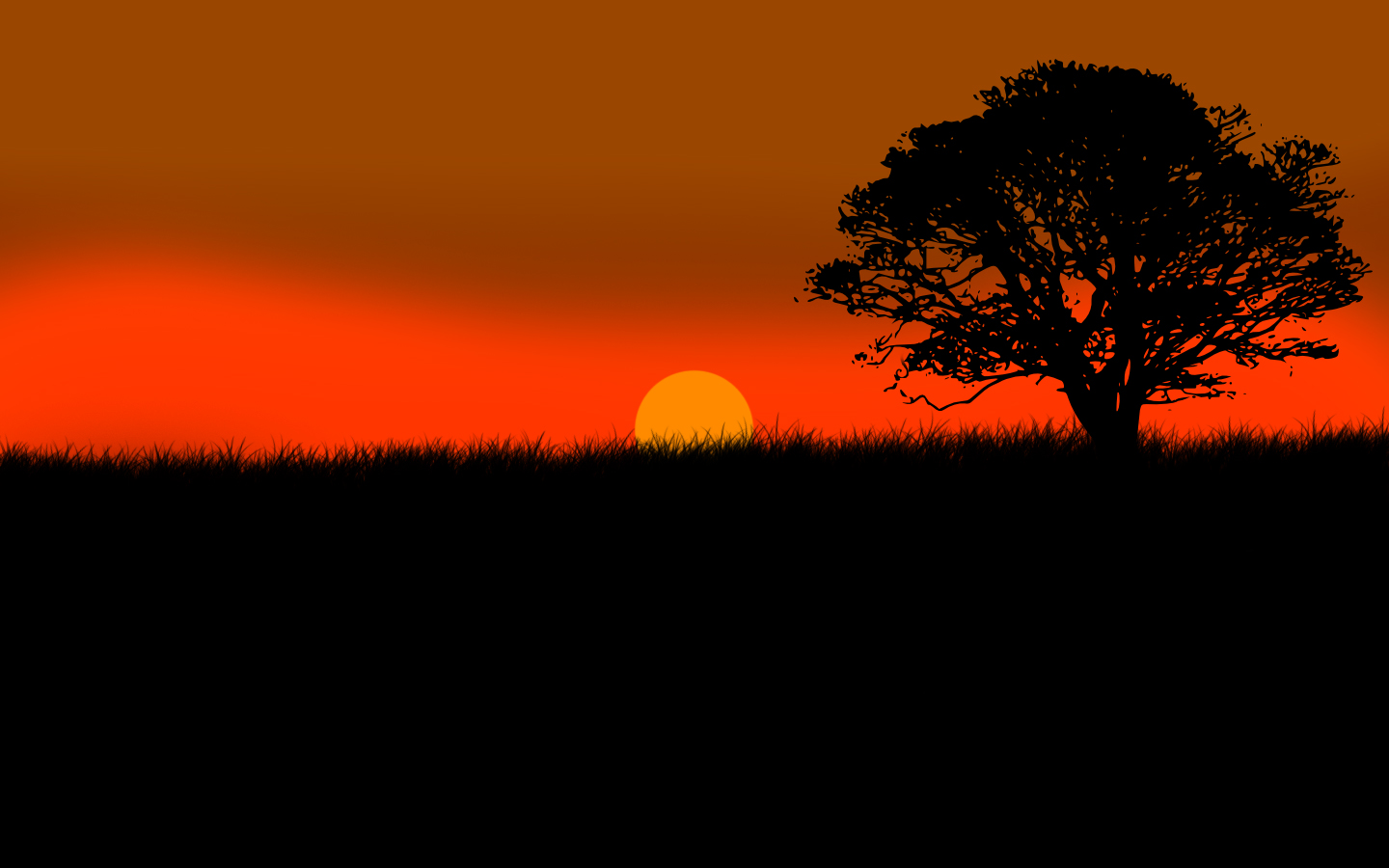 Sunset Over the Horizon by Corporal-Punishment on DeviantArt