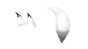 [MMD] Ears and Tail [Download]
