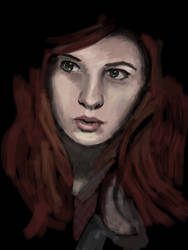 Amy Pond, The Almost People by NorthernLights817