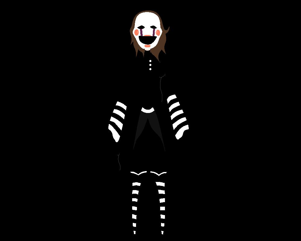 Fnaf 2 human marionette by htross on deviantart