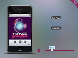 Music Player iPad by GrimlocK38