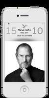 LS RIP Steve Jobs by GrimlocK38