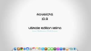 Mavericks 10.9 Ultimate Edition Retina