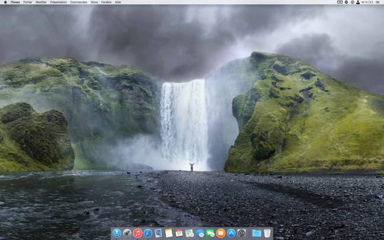 My Desk HD5K