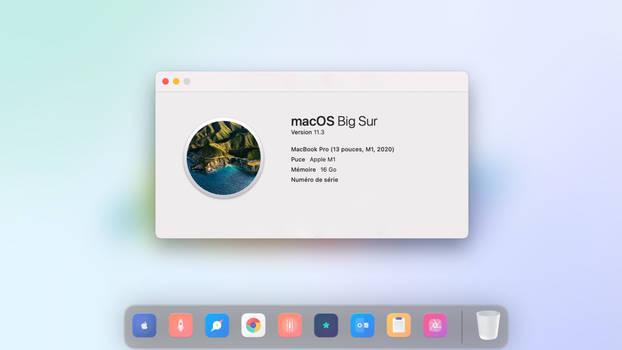 M1 Big Sur Icons Sets