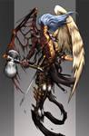 Zebadiah, the fallen angel