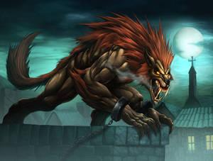 Werewolf-Crimson Death