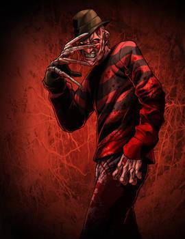 Freddy Kruegerrrrr