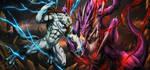Beast Legion by Herrera by Chaos-Draco