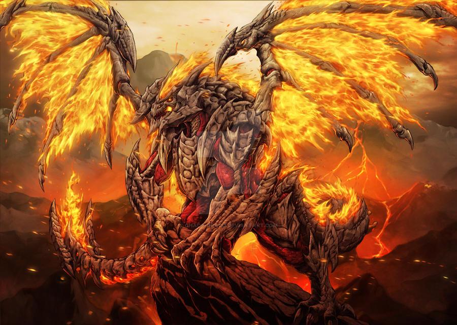 Red Dragon Archfiend  YuGiOh!  FANDOM powered by Wikia
